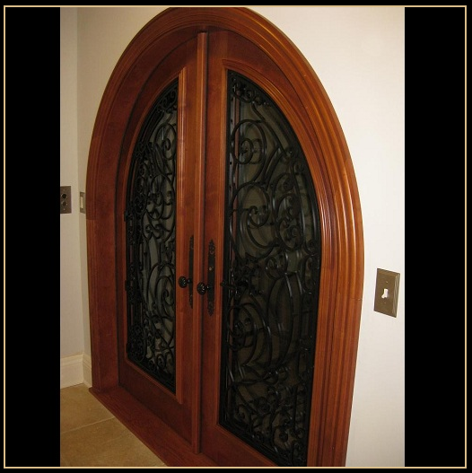 Check out this article on wine cellar doors!