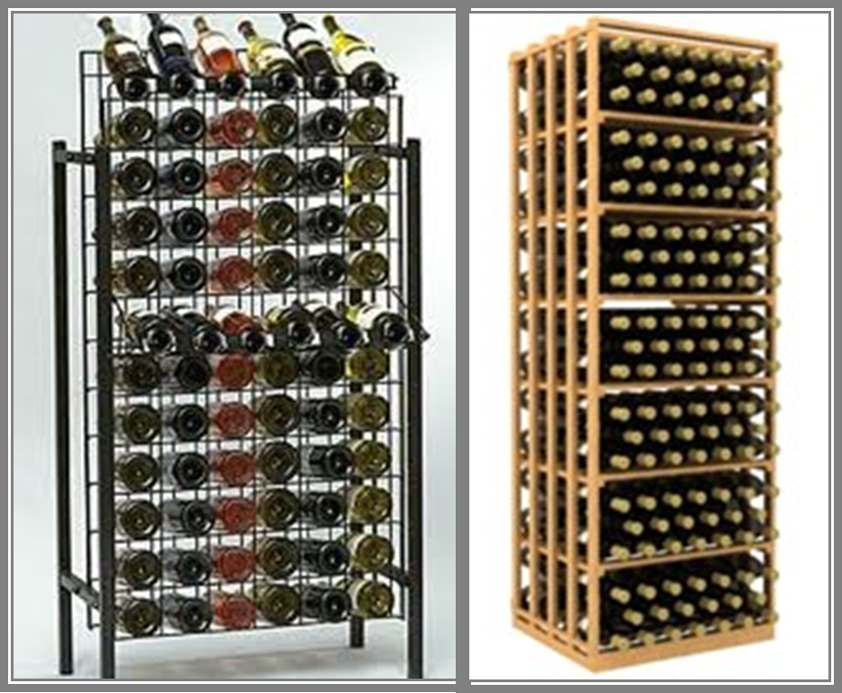 ORDER YOUR WINE RACKS NOW!