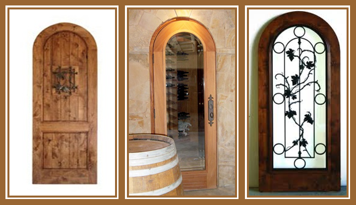 WINE CELLAR DOORS2 & Know the Importance of New Jersey Wine Cellar Doors | Custom Wine ...